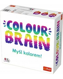 GRA COLOUR BRAIN - MYŚLl KOLOREM ! 01668